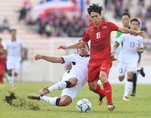 Lần đầu tiên ĐT Việt Nam bị loại khi chung bảng Thái Lan