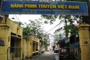 Căng thẳng nhưng chưa tìm ra tiếng nói chung tại cuộc họp của Hãng phim truyện Việt Nam