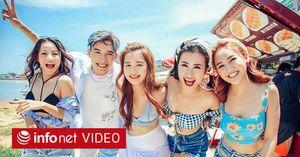 """Đông Nhi tràn đầy sức sống khoe body nóng bỏng trong MV """"Sống trẻ từng giây"""""""