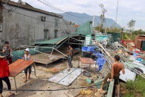 Hà Tĩnh thiệt hại hơn 6.000 tỷ đồng sau bão số 10