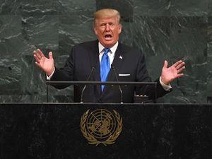 Tổng thống Trump nhấn mạnh nguyên tắc 'nước Mỹ trên hết'
