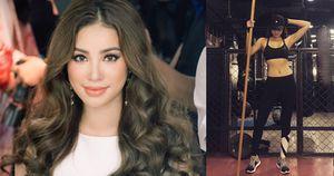 Phạm Hương lên tiếng đáp trả khi bị chê béo trước thềm làm cố vấn cho Miss Universe 2017