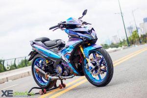 Chi 250 triệu độ Yamaha Exciter 150 'Cá mập' ở Sài Gòn
