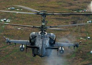 Nga công bố video trực thăng bắn rocket trúng người xem tập trận