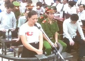 Bị cáo Đỗ Đại Khôi Trang: 'Phải mất 766 năm mới bồi thường hết'