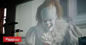 Cảnh hồi tưởng về quá khứ của Pennywise suýt xuất hiện trong 'Chú hề ma quái'