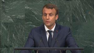 Tổng thống Pháp: 'Cửa luôn mở để mỹ trở lại hiệp định khí hậu'