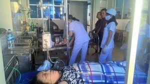 Quảng Bình: 5 người bị ngạt khí do chạy máy phát điện trong nhà