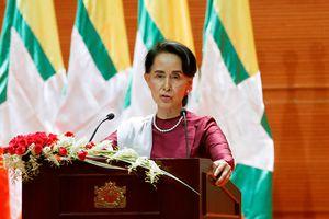 Bà Suu Kyi đối mặt khủng hoảng Rohingya