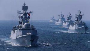 Các nước phô diễn sức mạnh quân sự quanh bán đảo Triều Tiên