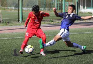 HLV U16 Việt Nam: 'Rất vất vả khi thắng Campuchia'