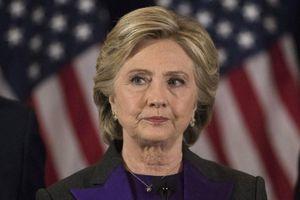 Hillary chê bài phát biểu của ông Trump 'đen tối và nguy hiểm'