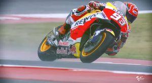 San Marino Moto GP 2017: Honda chạy thử nghiệm dưới mưa