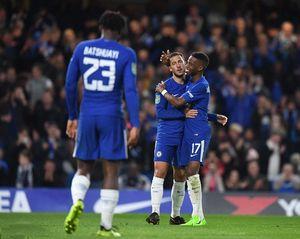 Chelsea 5-1 Nottingham: Đẳng cấp chênh lệch