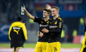 'Đạn bắn không thủng', Dortmund vô đối toàn cõi châu Âu