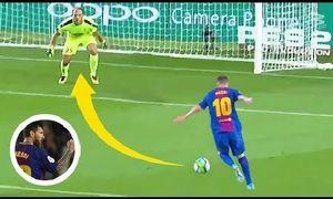 Chiêm ngưỡng những pha ghi bàn đẹp mắt của Ronaldo và Messi