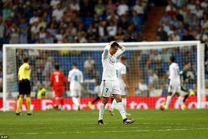 Real Madrid bất ngờ thua sốc trong ngày C.Ronaldo trở lại!