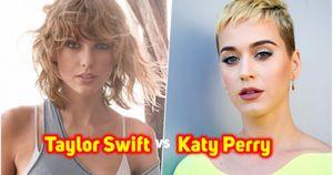 Katy sở hữu nhiều MV tỷ view nhưng có sánh ngang kỉ lục MV triệu like của Taylor?