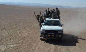 Quân đội Syria đánh gục IS, giải phóng liên tiếp 9 địa bàn trên sa mạc Homs