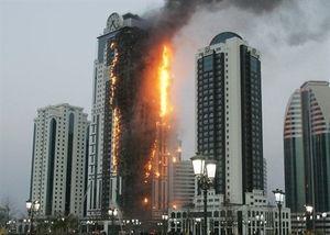 Ý tưởng thoát nạn khi nhà cao tầng bốc cháy gây 'bão' trên mạng xã hội