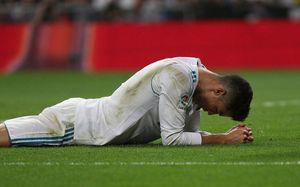 Ronaldo trở lại, Real Madrid bại trận trên sân nhà