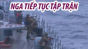 Hoành tráng Nga tập trận tại Bắc cực