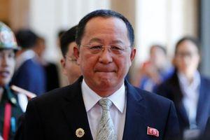 Ngoại trưởng Triều Tiên đáp trả tổng thống Trump