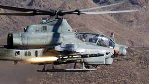 Trung Quốc khoe uy lực của trực thăng chiến đấu tự sản xuất