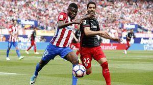 Atletico có chiến thắng quan trọng 2 - 1 trước Bilbao
