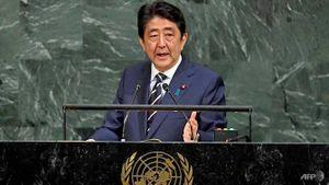 Thủ tướng Nhật: Thời gian nói chuyện với Triều Tiên đã hết