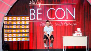Xem tập 3 'Mặt trời bé con': Cậu bé Philippines khiến Lại Văn Sâm 'bấn loạn'