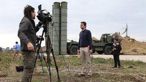 S-350E đến Syria làm nốt điều không thể với S-400