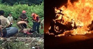 Clip hot tổng hợp: Thấy thi thể nữ sinh trôi cống, Airblade cháy rụi