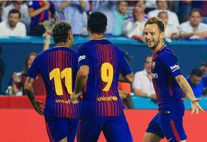 Người Barcelona bắt đầu thấy nhớ Neymar