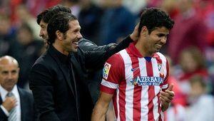 Diego Costa từng đáng sợ thế nào dưới bàn tay của Simeone?