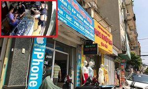 Triệu tập thanh niên vờ mua iPhone, bất ngờ 'cuỗm' điện thoại bỏ chạy
