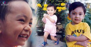 Phan Hiển khoe ảnh hồi bé, ai cũng giật mình ngỡ ngàng vì cứ tưởng bé Kubi!