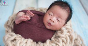 6 chiêu giúp trẻ sơ sinh ngủ ngon giấc hơn