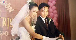 17 năm kết hôn, Trịnh Kim Chi và ông xã vẫn ngọt ngào, lãng mạn