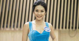 Con gái diễn viên Kiều Trinh nổi bật ở Hoa hậu Đại dương Việt Nam 2017