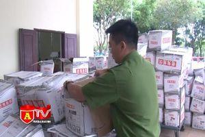 Hà Nội: Xử lý hơn 2.000 vụ vi phạm hàng giả, hàng nhái trong tháng 8