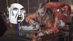 Có ai như Taylor Swift? Cực đáng yêu khi tâm sự với… chuột trong hậu trường MV