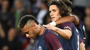 Neymar phải muối mặt xin lỗi Cavani