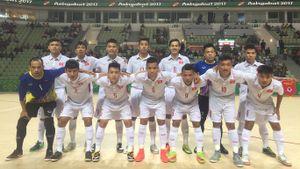 Đánh bại chủ nhà, tuyển Futsal Việt Nam vào tứ kết AIMAG 2017