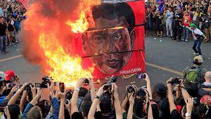 Philippines: Biểu tình phản đối tổng thống Duterte