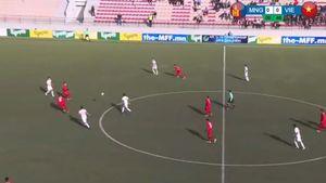U.16 Việt Nam đại thắng U.16 Mông Cổ 9-0