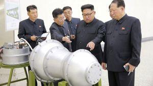 Triều Tiên sắp thử bom H mạnh nhất trong lịch sử