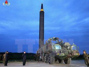 Mỹ cảnh giác trước khả năng Triều Tiên tiến hành thử bom H