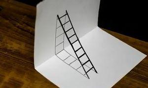 Vẽ tranh 3D đơn giản nhất, ai cũng có thể thành họa sĩ