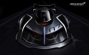 McLaren Ultimate Vision GT tiết lộ gì siêu phẩm McLaren BP23?